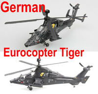 Easy Model 1/72 Germany Eurocopter Tiger Helicopter Model EC-665 UHT.9825 #37008