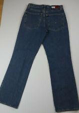 "Vintage Tommy Hilfiger Jeans Flag Logo Denim 30X31.5 /10"" Ride FREE USA SHIPPING"