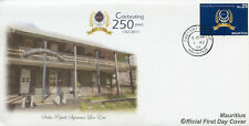 Mauritius 2017 FDC Mauritius Police Force MPF 250 Years 1v Set Cover Stamps