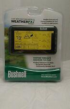 Nip Bushnell Weather FXi 7 Day Wireless golf Weather Forecaster