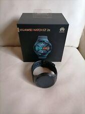 Huawei Watch GT 2e schwarz mit Zubehör !wie neu!