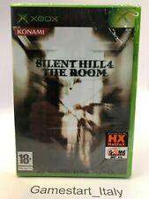 SILENT HILL 4 THE ROOM - XBOX - GIOCO NUOVO SIGILLATO - NEW SEALED PAL VERSION