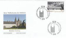 284634 / Bund FDC 2016 CORVEY UNESCO