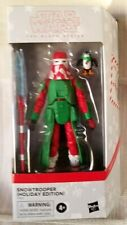 Star Wars Black Series Walmart Exclusive Snowtrooper Holiday Edition - New