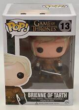 Game Of Thrones Brienne Of Tarth Funko Pop Vinyl