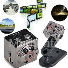 Full HD 1080P Mini Car DV DVR Camera Spy Hidden Camcorder IR Night Vision Cam