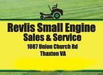 Revlis Small Engine Sales & Service