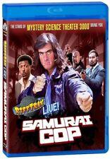Rifftrax: Samurai Cop Live [New Blu-ray]