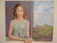 Pinturas de desnudos y retratos