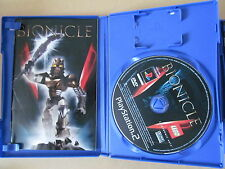 Playstation two PS2 Game Bionicle