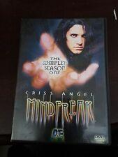 Criss Angel Mindfreak Season 1 Dvd