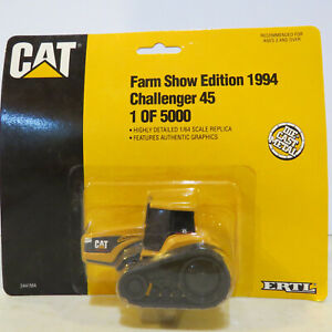 Ertl CAT Challenger 45 1994 Farm Show Edition  1/64 Scale 2441MA-P
