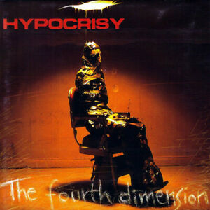 Hypocrisy – The Fourth Dimension - CD First edtion!