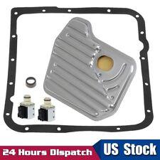 4L60E Transmission Shift A&B Solenoid Service Kit Filter Gasket For 1998 & UP