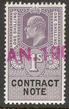 RE Edoardo VII - 1S-LILLA-contratto nota-BUONO
