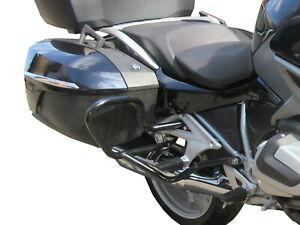Paramotore HEED BMW R 1250 RT - nero, posteriore protezione