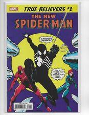 True Believers spiderman 1st appearance #1 2017 NM key auction pj222