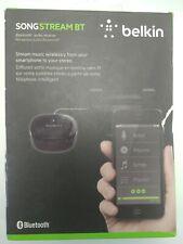 NEW Belkin SongStream BT Audio Bluetooth Wireless Music Receiver - FREE SHIPPING