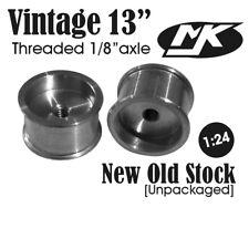 "Vintage 13"" Alloy Rims 1/24 [Threaded 1/8""]"