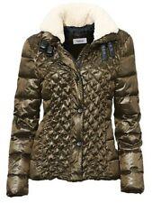 Heine Steppjacke Gr. 38 40 42 khaki grün Jacke Damen NEU