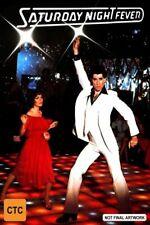 Saturday Night Fever (Blu-ray, 2017) Director's cut. New & Sealed