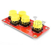 Analog Button Five Key Module for Arduino AD Keyboard Electronic Blocks Simulate