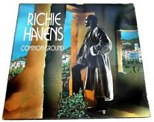 Richie Havens  Common Ground  1983  Connexion  CX1122  Blues Folk Rock  LP  VG++