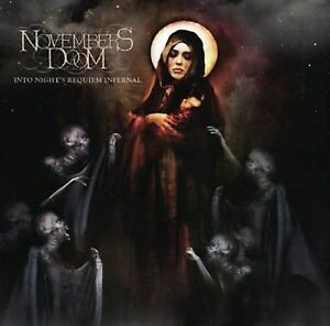 Into Night's Requiem Infernal by Novembers Doom (CD, Aug-2009, The End)
