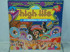 "*** Various Artists ""High Life - 20 Original TOP HITS/1978-12"" spécifie LP ***"
