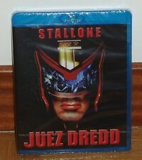 JUDGE DREDD - JUDGE DREDD-BLU-RAY-NEW-NEW- (WITHOUT OPEN) -SEALED-R2-STALLONE