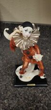1991 Giuseppe Armani Clown Little Pierrot w/ Box - Hand Signed