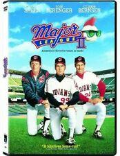 Major League II 2 Charlie Sheen Corbin Bernsen DVD R1 &