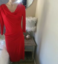 vivienne westwood pax red designer dress brand new with tags races cocktail