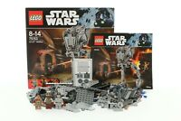 Lego Star Wars Rogue One Set 75153-1 AT-ST Walker 100% complete + instr. + box