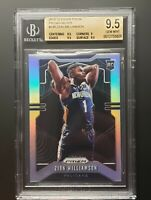 🔥 2019-20 ZION WILLIAMSON PANINI SILVER PRIZM RC GEM MINT BGS 9.5 = PSA 10 🔥