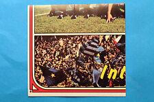PANINI CALCIATORI 1974/75 156 155 DOPPIA INTER SQUADRA NEW EDICOLA