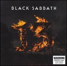 BLACK SABBATH - 13 CD ~ OZZY OSBOURNE~TONY IOMMI ~ THIRTEEN *NEW*