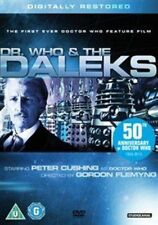 Doctor Who and The Daleks 5055201823274 DVD Region 2