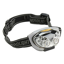 Headlamp Ultra Bright 3-Mode Waterproof 6 LED Bike Bicycle Hiking