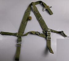 Polish Army Y Suspenders --- Original Poland FIELD EQIUPMENT NEW STUFF GEAR