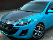 Mazda 3 hatchback 2009 2010 2011 2012 2013 eye brow eyelids cilia head lights