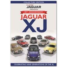 Jaguar XJ 50th Anniversary Bookazine car