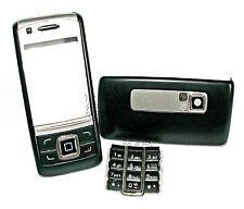 Cover Gehäuse Oberschale - Akkudeckel - mit Tastatur  in Schwarz für  Nokia 6280