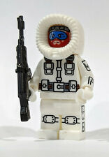 Lego Minifigure Custom Building Blocks CHINA GI Joe SNOW JOB USA Seller