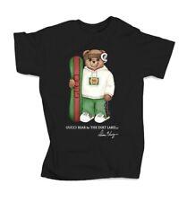 The Dirt Label Bear T-shirt