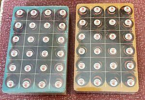Budweiser Playing Cards Beer Bottles Case RARE Vintage NOS 2 Decks Clown Joker
