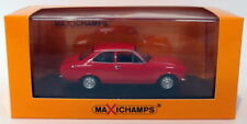 Maxichamps 1/43 Scale Diecast 940 081001 - 1974 Ford Escort - Red