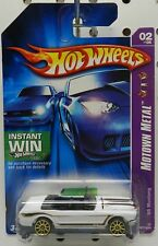087 87 WHITE PONY POWER 2007 CONVERTIBLE 1965 65 FORD MUSTANG HW HOT WHEELS