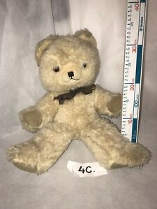 Vintage Deans Plush Soft Teddy Bear Toy