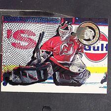 MARTIN BRODEUR 1995-96 Parkhurst International Goal Patrol #1  New Jersey Devils